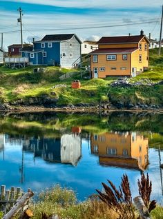 Late Summer in Fogo, Newfoundland, Canada Newfoundland Canada, Newfoundland And Labrador, Fogo Island Newfoundland, Places Around The World, The Places Youll Go, Places To Go, Nova Scotia, British Columbia, Places To Travel
