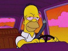 gif gifs trippy drugs weed marijuana smoke ganja cannabis lsd cartoon comedy pot high drug the simpsons simpsons homer simpson acid psychedelic trip Smoking tv show stoned tripping sitcom hemp psychedelia matt groening Homer Simpson, Lisa Simpson, Bart Simpson High, Baby Driver, Pink Floyd, Simpson Tumblr, Trippy Cartoon, Stoner Art, Lil Pump