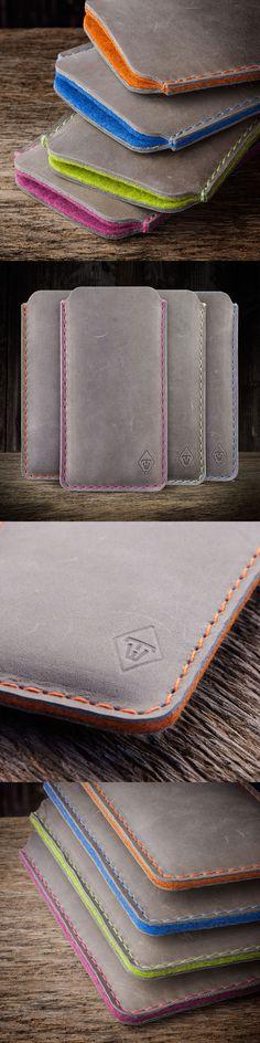 #iPhone #X #case #leather #sleeve #Ledertasche #Lederhülle #Leder #Tasche #Hülle