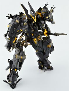 Master Grade MG 1/100 Gundam Astray Night Frame Custom Build by  YUZHIBOJUN