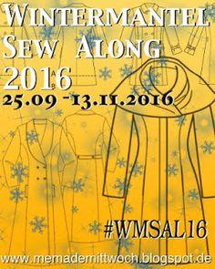 SCHILDKROETE - VOM LANGSAMEN NÄHEN UND LAUFEN: Wintermantel Sew Along 2016 - Inspirationen