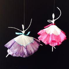Bailarinas de Papel!