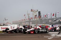 Will Power vs. Helio Castroneves at St. Pete