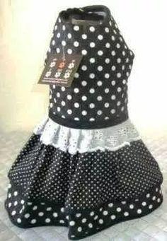 Beta Moda Pet Pacote Aacado Com 10 Vestidos - R$ 199,00