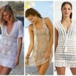 Έξοδοι παραλία βελονάκι: τα μοντέλα 73 μόδας και συνταγές!