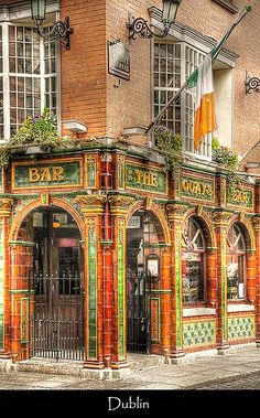 Dublin, Ireland...