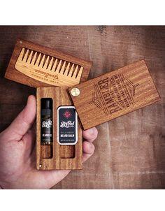Big Red Beard Combs - The Rambler - FREE CUSTOM ENGRAVING!