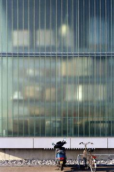 Lensvelt Factory & Office - Wiel Arets Architects