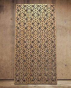 Miles and Lincoln - the UK's leading designer of laser cut screens for decorative interior panels, external architectural cladding, balustrades and ceilings Laser Cut Screens, Laser Cut Panels, Laser Cut Metal, 3d Laser, Laser Cutting, Decorative Metal Screen, Jaali Design, Room Partition Designs, Steel Curtain