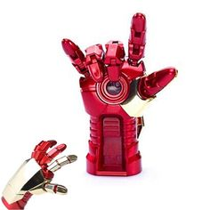 8gb 16gb 64gb 32gb 4gb usb flash drive pen drives Marvel Avengers Ironman right left hand pendrive stick memory