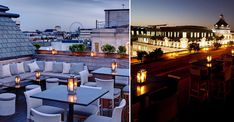 As soon as there's a glimmer of sunshine, Londoners are looking for the nearest al fresco drinking spot. The best place to sip a cocktail out in the open has to be one of the capital'srooftopbars, many with spectacular views.Struggling to think of any? Let us help you...