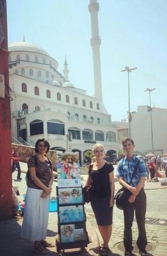 Witnessing in Istanbul, Turkey (Credit: @mazz1189)