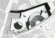 Giancarlo de Carlo. Architectural Review v.165 n.986 Apr 1979: 205 | RNDRD