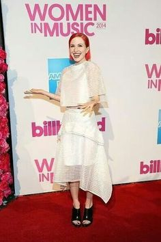 Billboard Triblazer award for Hayley