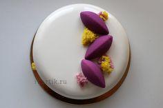 """Европейский торт """"Манго / маракуйя / лайм"""" фото 1"""