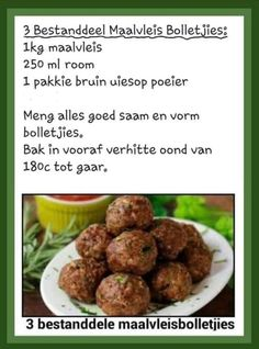 Braai Recipes, Mince Recipes, Cooking Recipes, Kos, Mince Dishes, Food Dishes, Ma Baker, South African Recipes, Savory Snacks