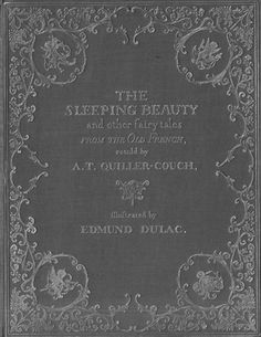The Sleeping Beauty and other Fairytales