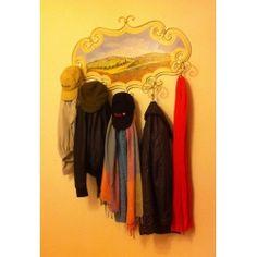 COAT wrought iron. Customize Realizations. 742 Coat Hanger, Wrought Iron, Closet Hangers, Hanger, Blacksmithing