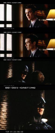 Cillian Murphy wanted to play Batman