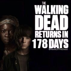 178 Days! #TheWalkingDead pic.twitter.com/CScGc2Nmen