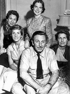 Walt Disney, American animator and showman, 7 July Walt Disney, Disney Family, Disney Trivia, Diana Ross, Welsh Rugby, Mexican Revolution, Catherine Bach, Pancho Villa, Walter Elias Disney