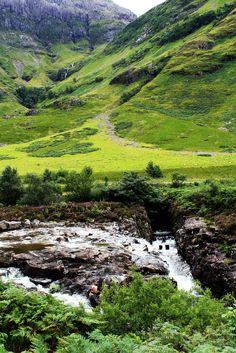 Glencoe, Scotland.                                                                                                                                                                                 More