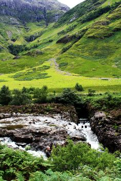 Glencoe, Scotland.                                                                                                                                                                                 More
