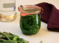 Homemade peppermint extract: The perfect DIY holiday gift from your garden! http://blog.hgtvgardens.com/preserving-the-harvest-diy-peppermint-extract-just-in-time-for-the-holidays/?soc=pinterest #diy