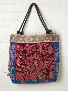 JP & Mattie Hill Tribal Bag at Free People Clothing Boutique