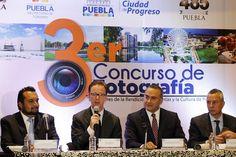Presentan convocatoria del Tercer Concurso de Fotografía