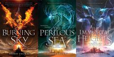 Series Review: The Elemental Trilogy by Sherry Thomas