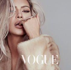 VOGUE Kim Kardashian West