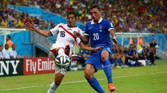 FIFA World Cup: Costa Rica 1, Greece 1 (5-3 pen) - Sponsored ...