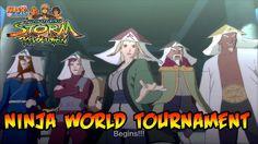 Naruto Shippuden U. N Storm Revolution - PS3/X360 - Ninja World Tourname...