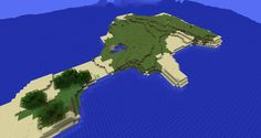 This PC Minecraft seed would be perfect to be used for a survival island. With few trees, some sugar cane and some cows you have everything you need to start your survival island journey … but what…