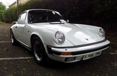 1989 911 Carrera 3.2