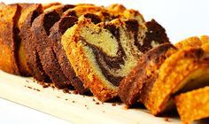 Easy Marble Cake – Queen of Food Marble Pound Cakes, Marble Cake, Pound Cake Cupcakes, Cupcake Cakes, Sara Lee Pound Cake, Vegas Cake, Romanian Desserts, Queen Cakes, Cake Mixture