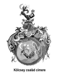 Kölcsey-címer Family Crest, Coat Of Arms, Hungary, Pocket Watch, Accessories, Google, Life, Weapons Guns, Historia