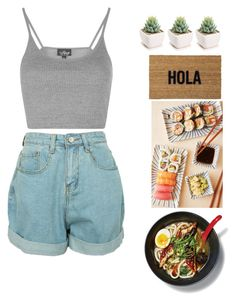 """Spring!"" by outfitonpointsl on Polyvore featuring Reed Wilson Design, Urban Outfitters and Topshop"
