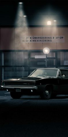 1968 Dodge Charger, my favorite car of all time