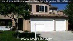 Places to live in Murrieta - Broad Oak in Big Tree gated community.  A great neighborhood in West Side Murrieta close to the Murrieta Valley Highschool and Thompson Middle School.  Call us for all your Real Estate Needs at Warburton Properties.  888-336-9631