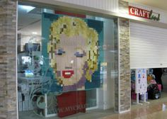 Marilyn Monroe Quilt....LOVE IT!!!!