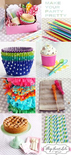Shop Sweet Lulu- a place for all pretty party decor