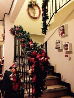 Navidad 2014 Escaleras