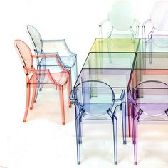 Kartell brings Barbie furniture to life with its playful take on