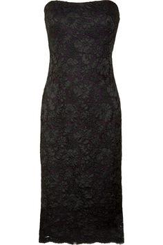 Notte by Marchesa Lace sheath dress