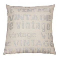 Cushion Vintage (45 X 10 X 45 Cm) Polyester