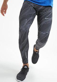 Damit läufst du allen davon. Nike Performance Tights - black/cool grey/reflective silver für 64,95 € (13.01.17) versandkostenfrei bei Zalando bestellen.