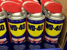 11 Smart WD-40 Hacks that will save you a ton of money