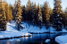 Rock Springs Winter - photo by Lacie Oakey